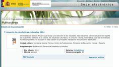 Anuario Cultural 2014