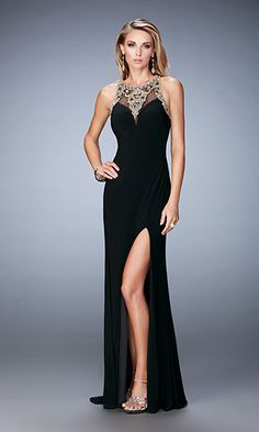 Gigi by La Femme 22825 Dress | Onlineformals.com