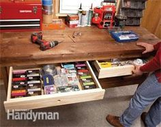 DIY Workbench Upgrades - Step by Step | The Family Handyman