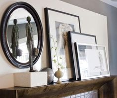 Casa Quickie: Bring August Flavor to Your Mantel