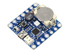 SquareWear 2.0 is an open-source, Arduino-based wearable microcontroller board. It is small, low-cost, and provides an all-in-one solution for wearable as well as general-purpose electronics projects.