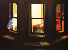 Night Windows II — Seth Armstrong