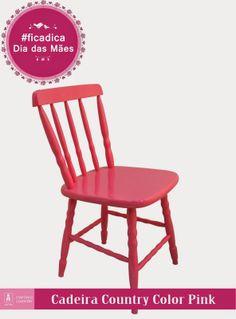 Empório Country Móveis: Cadeira Country