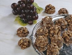 Dark Chocolate and Nut Clusters Recipe List - SaleWhale.ca