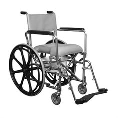 **Product Available Again**  The E&J Rehab Shower Commode Chair is back IN STOCK at DMEHub.net!  After over a year off the market, the Everest & Jenning RSC Chair is available again and is a must-have when it comes to bathroom equipment.