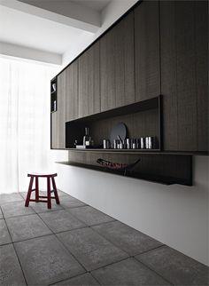 #kitchen with island KALEA by CESAR ARREDAMENTI   #design Gian Vittorio Plazzogna #interiors