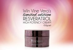 WIN Vine Vera's Resveratrol High-Potency Cream