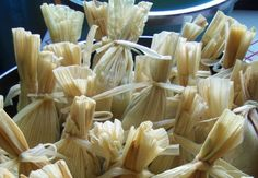 Mini Tamales Fit for a Fiesta  HispanicKitchen.com