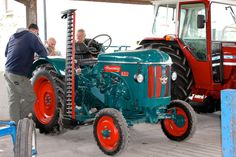 Vinatage Hanomag Tractor