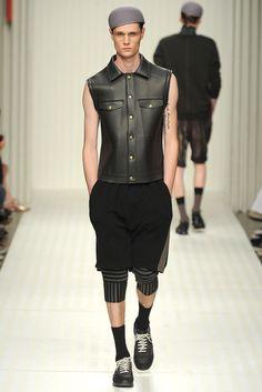 Robert Geller Spring 2014 Menswear - Collection - Gallery - Style.com