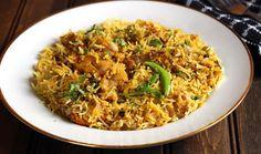 Chicken Biryani Recipe on Yummly