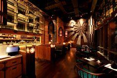 Enmaru Japanese fine dining restaurant by Metaphor, Jakarta – Indonesia