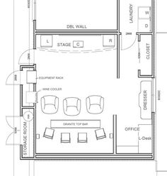 Small Home Theater  THEATER FLOOR PLANS Over 5000 House Plans Design Layouts HOME ROOM LAYOUT Projects