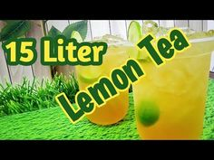 Cara membuat lemon Tea - YouTube Juice, Lemon, Fresh, Tea, Youtube, Juices, Juicing, Youtubers, Teas