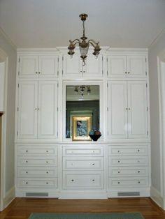 For master bedroom closet