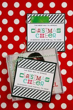 Christmas Cheer::Bloggers Best 12 Days of Christmas   Gift Idea