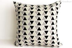 Pillow Pillow cover  Nordic pillow cushion 16x16 by KoreaBacol
