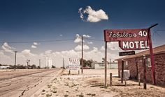 Fabulous motel on Route 66 by Andrew Bayda on 500px