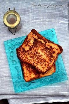 Francuskie tosty maślankowe