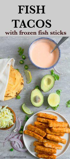 Healthy Taco Recipes, Sriracha Recipes, Fun Easy Recipes, Spicy Recipes, Fish Recipes, Indian Food Recipes, Asian Recipes, Mexican Food Recipes, Fish Taco Toppings
