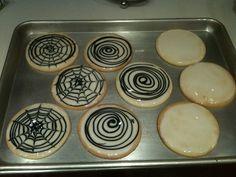 (Easy) Halloween Cookies