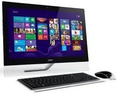 The Acer Aspire Z3 105 is the new model from the Acer. This is the up to date model. We can get it at the Mobile World Congress