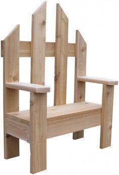 Sawdust City LLC - Cedar Picket Planter Bench, $64.50 (http://www.sawdustcityllc.com/cedar-picket-planter-bench/)