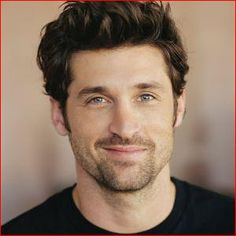 Patrick Dempsey - that hair, that little smile....