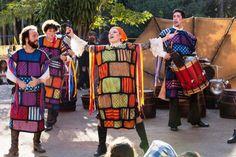 Integrando culturas: teatro para crianças em situação de refúgio