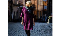 A walk in Old town, Stockholm. Dress Ingrid, 100% linen.