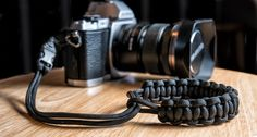 Paracord  Camera Wrist Strap Cobra Weave with Quick Release  OPTech Mini Clip by MikesStraps on Etsy https://www.etsy.com/listing/191452253/paracord-camera-wrist-strap-cobra-weave