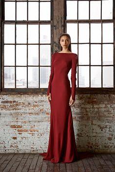 Pamella Roland Pre-Fall 2015 Fashion Show