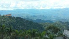 Lindas montanhas de Minas