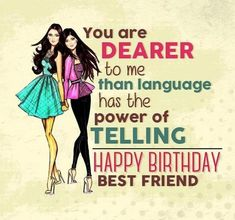 100 Best Happy Birthday Wishes, Quotes & Messages Trending Online Birthday Wishes Best Friend, Happy Birthday Best Friend Quotes, Birthday Wishes For Myself, Happy Birthday Dear, Wishes For Friends, Birthday Wishes Funny, Birthday Messages, Birthday Cards, Birthday Quotes For Girls