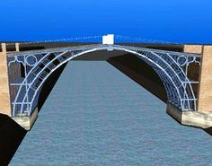 BBC - History - British History in depth: Iron Bridge Virtual Tour