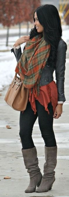 Fall And Winter Fashion