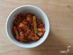 Un plato frío de judías verdes delicioso y refrescante, como aperitivo, como plato o como guarnición tienes que probarlo.