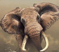 """The Giant 2"" - by Simba Robert Makoni"