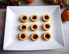 Бисквитки с мармалад - Ricetta e preparazione: cucina salutare e vegetariana - Tony's Happy Kitchen