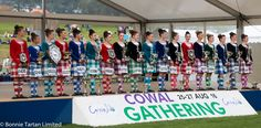 "The Highland Dancing World Championship top 6 line up in U16, U18 & Adult. #Cowal2016 Bonnie Tartan hose ""Fit For Champions"" yet again."
