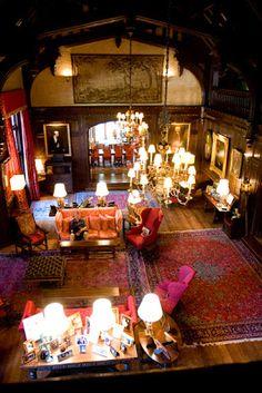 Hooked on Tudor: Salvatore Mansion ~ Glenridge Hall