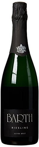 NV Barth Riesling Sekt Extra Brut Champagne Method Germany Wine750ml * Click on the image for additional details.