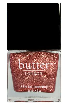 Women's butter LONDON Nail Lacquer - Rosie Lee