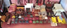 Susan's Mini Homes: Tynietoy overload