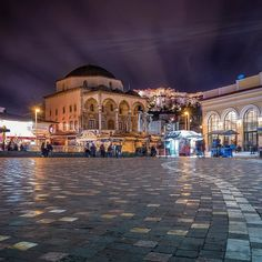 Monastiraki square with Acropolis of Athens in the background... Athens, Greece #urban_greece #ae_greece #greecelover_gr #bns_landscape #igers_greece #best_spots  #hdr_greece #landscape_captures  #GreeceVacation #igworldclub_hdri
