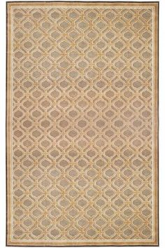 Martha Stewart Living™ Tangier Area Rug - Adds a fun pattern while remaining neutral and classic