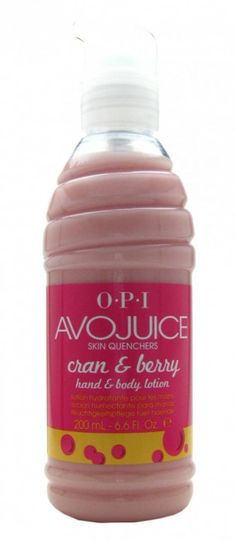 CRAN & BERRY AVOJUICE (200 ML / 6.6 OZ) BY OPI