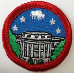White House Connection, Buffalo and Erie (have it) Girl Scout Council, Girl Scouts, Badges, Buffalo, Connection, House, Home, Girl Guides, Haus