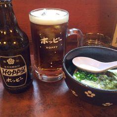 湯豆腐でレッツホッピータイム