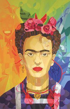 Frida - El retrato pictórico - Lourdes Villagomez